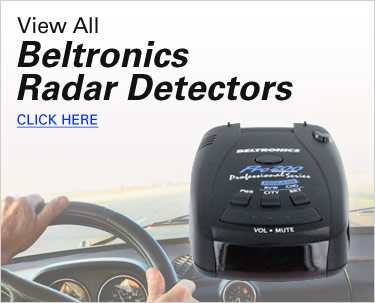 View All Radar Detectors