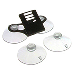 Beltronics Mount Kit Windsheild Bracket w/Suction Cups 64510-5